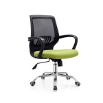 office furniture swivel white desk chair mesh